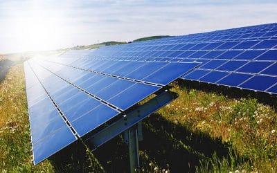 Radtour zum Solarpark anlässlich des Tags der Sonne