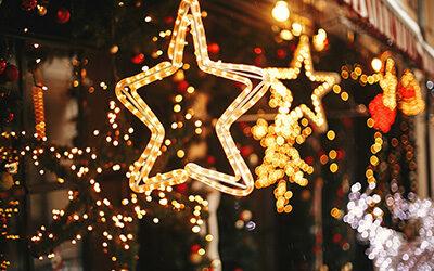 Tradition: Weihnachtsspenden für Kinder und Bedürftige