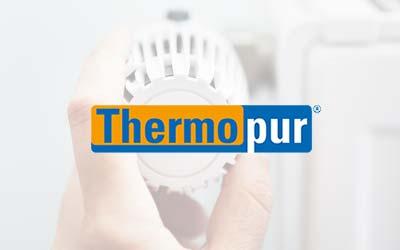 Heizung mit Thermopur Logo