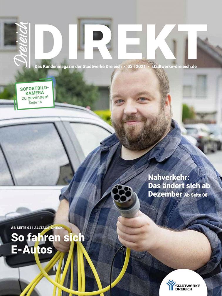 Kundenmagazin Dreieich Direkt